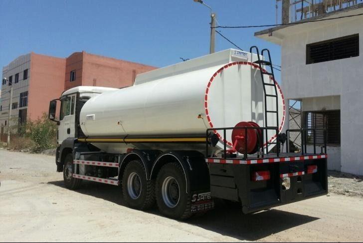 Water Tanks 20 M3 On Truck