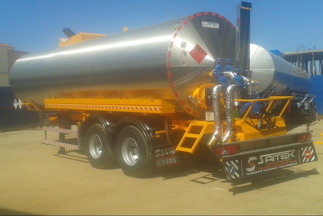 Tank A Bitumen 28 M Tractable