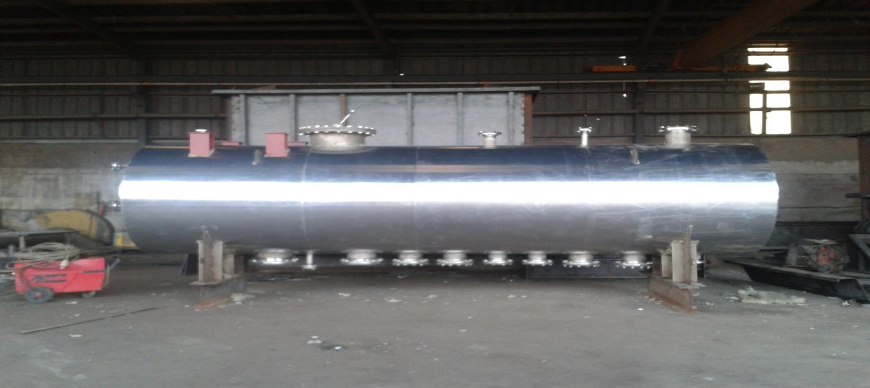 Inox Storage Tank
