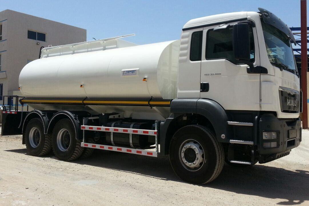Truck Fuel Tank