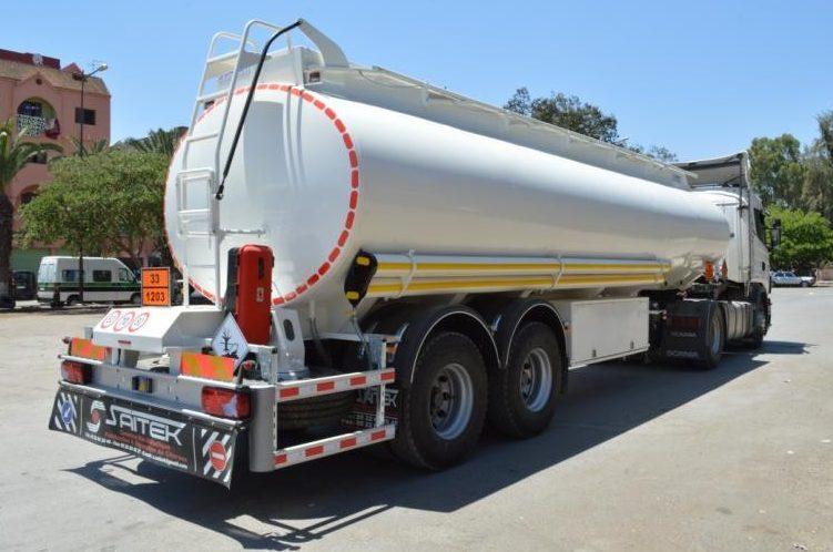 30 000 L Diesel Fuel Tank Tractable