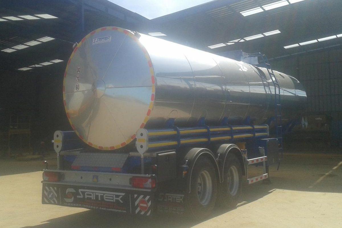 30M3 Fuel Tank Trailer